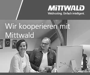 Hosting Partner Mittwald